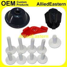 Profissional personalizado plástico acrílico caixa distribuidora de doces 150623C49