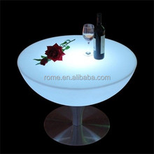 2015 HOT Sale LED Bar Table With Light