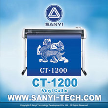 Ct-1200 plotter de corte de vinilo para