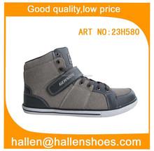 2014 new development hign quality fashion canvas boots shoes