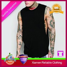 Blank cheap custom summer vest for sportswear from China factory