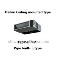 daikin VRV r410a air conditioner parts