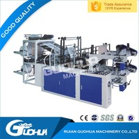 Professional factory made wholesale flat bag making machine