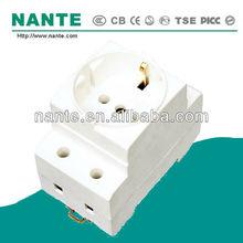 German socket,Europe plug,Electrical socket