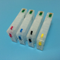 Rechargeable ink cartridges For Epson WorkForce Pro WF-4630 Empty ink cartridge