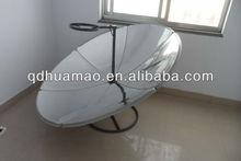 uso al aire libre cocinas solares desde el fabricante