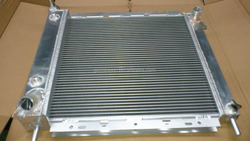 china aluminum car Radiators for Ford Explorer 91-94 AT Auto 2 rows