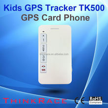Thinkrace School bag GPS with phone call for Kids Safety TK500