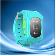 New style hotselling golf gps watch with waterproof---China supplier smart gps watch for kid