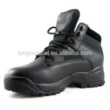 Bota militar, el ejército combate táctico botas botas de la norma iso fabricante de botas