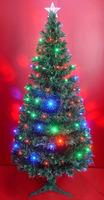 Handmade Fiber Optic Christmas Tree for Bulk Purchasing