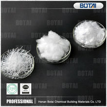 polypropylene fiber used in acid stain concrete