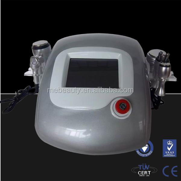 แบบพกพาที่6ใน1ใช้ในบ้านcavitationและใบหน้ายก/เทอร์เน็ตcavitationบำบัด/cavitationล้ำการสูญเสียน้ำหนัก