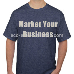 2014 New Wholesale Clothing Advertising Tee Shirt Blank Made Custom Tee shirts Online Shopping Order From 1 Piece