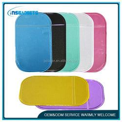 sticky pad green gel pad polyurethane ,AN-707 car accessories , car anti slip sticky pad