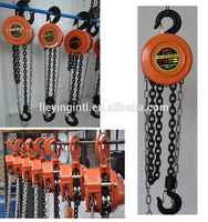 HSZ parts of chain block manual hain pulley block