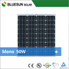 Best price per watt solar panel with inverter mono solar panel 50W