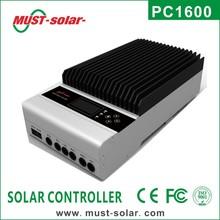 <MUST Solar>Solar Charger Controller 12V/24V/48V 10A-60A