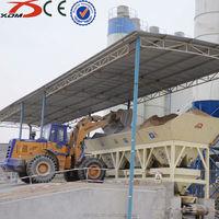 CE certificate automatic aggregate batcher equipment