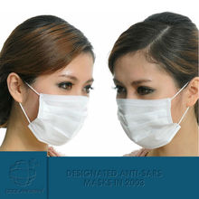 Germany PP material Physical inactivation anti-Ebola n99 respirator mask/excellent filtering bacteria and PM2.5