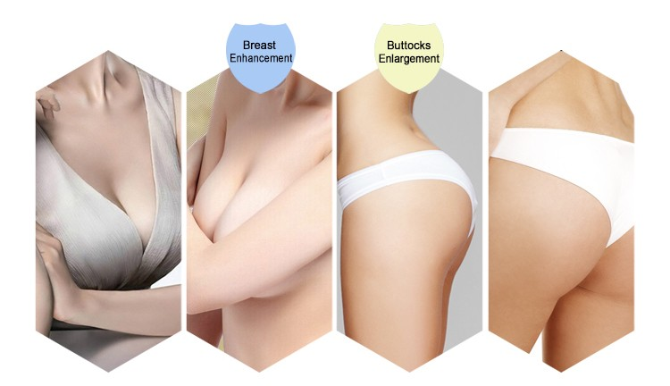 100 ml acide Hyaluronique HA injection OEM remplissage dermique
