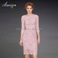 stocklot 2012 short sleeve sexy mature women dresses long black dress