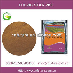 Plant Source Fulvic Acid Fertilizer