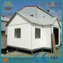 china manufacturer modular prefab luxury multi storey container house/container living villa
