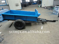 Farm equipments hand tractor trailer with good price
