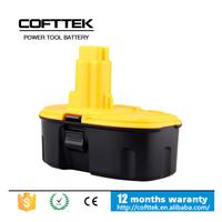 DEWALT 18V 18 Volt Ni-CD Battery Packs Replaces DC9099, DC9096 18V Dewalt Batteries