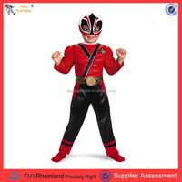PGCC-1790 hot selling kids samurai costume cosplay costume