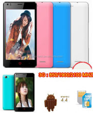 Most Cost-effective Model MTK6582 Quad Core dual sim android 4.4