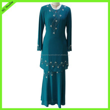 Latest dubai fashion abaya design 2015