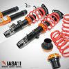 Adjustable shock absorber multi-way damping way for TOYOTA