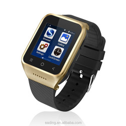 Hot sale GPS Tracking Smart Watch/Android Watch Phone/3G WCDMA /WIFI
