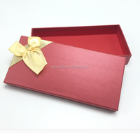 Recycled Corrugated Packaging Jewelry Gift Paper Box
