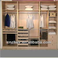 wardrobe system walk in closet cabinets for bedroom