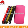 fanshion design leather case for iPhone 4 4s