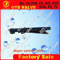 aluminium, iron, stainless steel handles for butterfly valve
