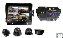 Dual SD card mobile DVR with 3G, GPS, WIFI