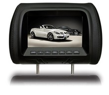 Suoer hot sale 7 inch car monitor headrest monitor
