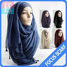 women tassel hijab scarf sale
