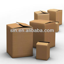 forest green Colour carton box for fragile merchandise