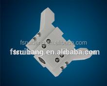 Custom Anodized CNC Milling Service