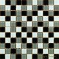 TCE004 Baldosa de Mosaico de Cristal Transparente