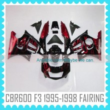 ABS Fairing Kit for Honda CBR600 F3 1995 1996 1997 1998 fairing kit body work motorcycle parts factory fairing