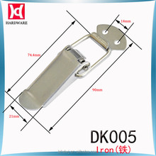 DK005 Suitcase Latch Hook / Spring Loaded Toggle Latch Flat Mouth