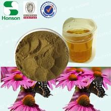 Cichoric acid 2% 4%Echinacea Purpurea Extract HPLC from Xi'an Honson Bio
