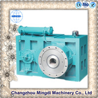 zlyj agriculture Transmission Gearbox Parts with Reduction gearbox motor for lawn mower