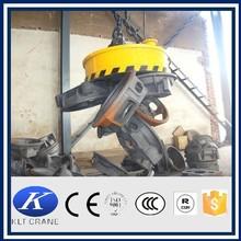 electric magnetic lift, lifting magnet crane